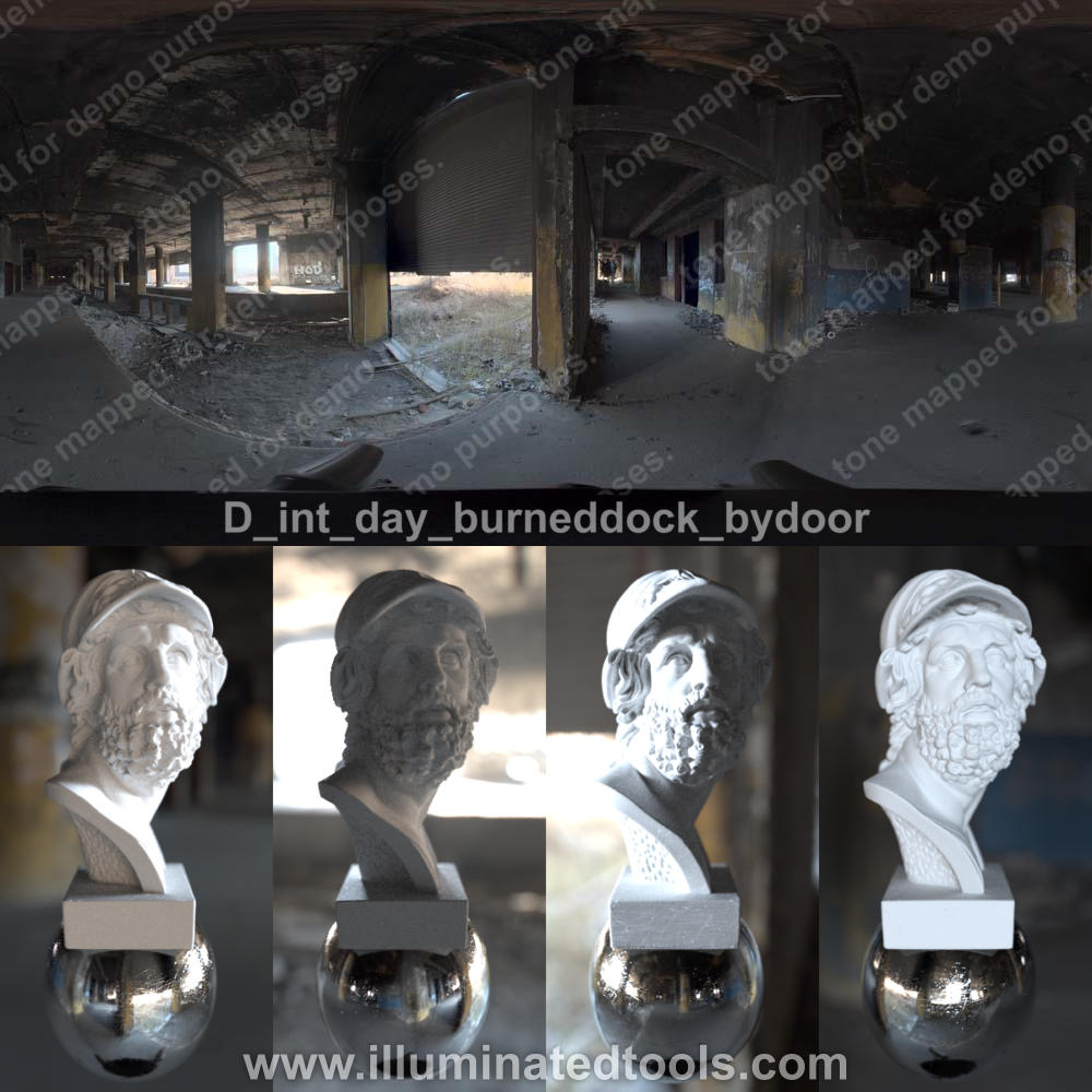 D int day burneddock bydoor