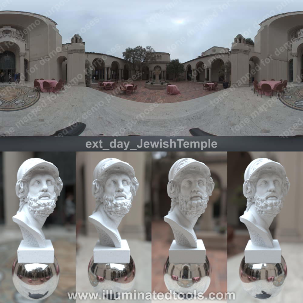 ext day JewishTemple