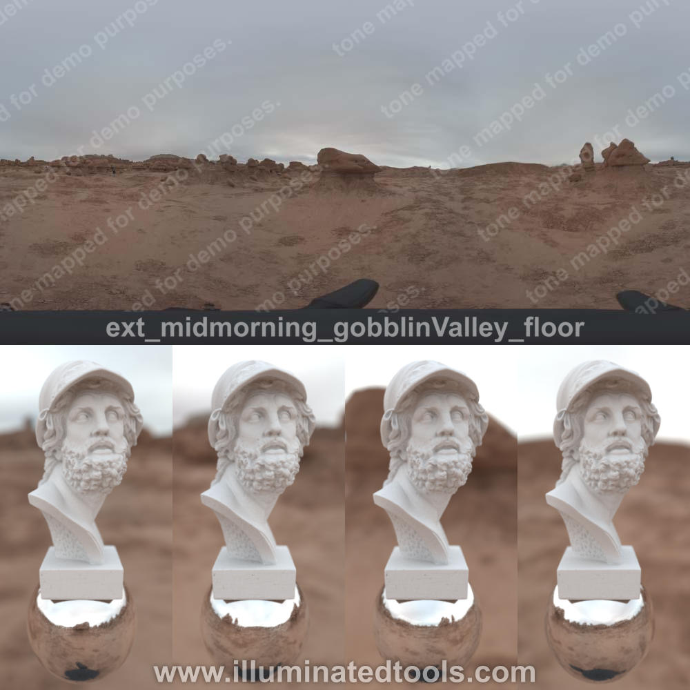 ext midmorning gobblinValley floor