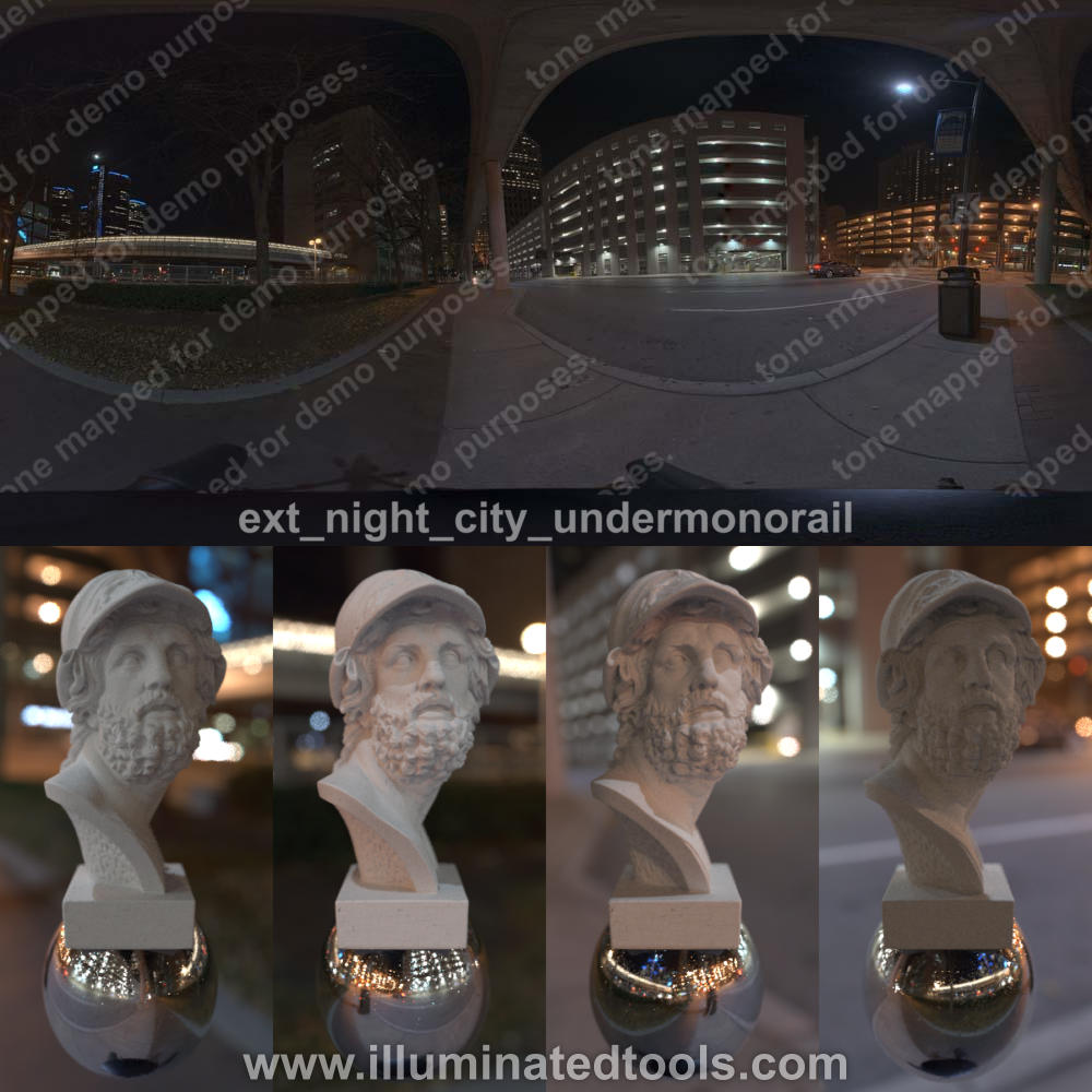 ext night city undermonorail