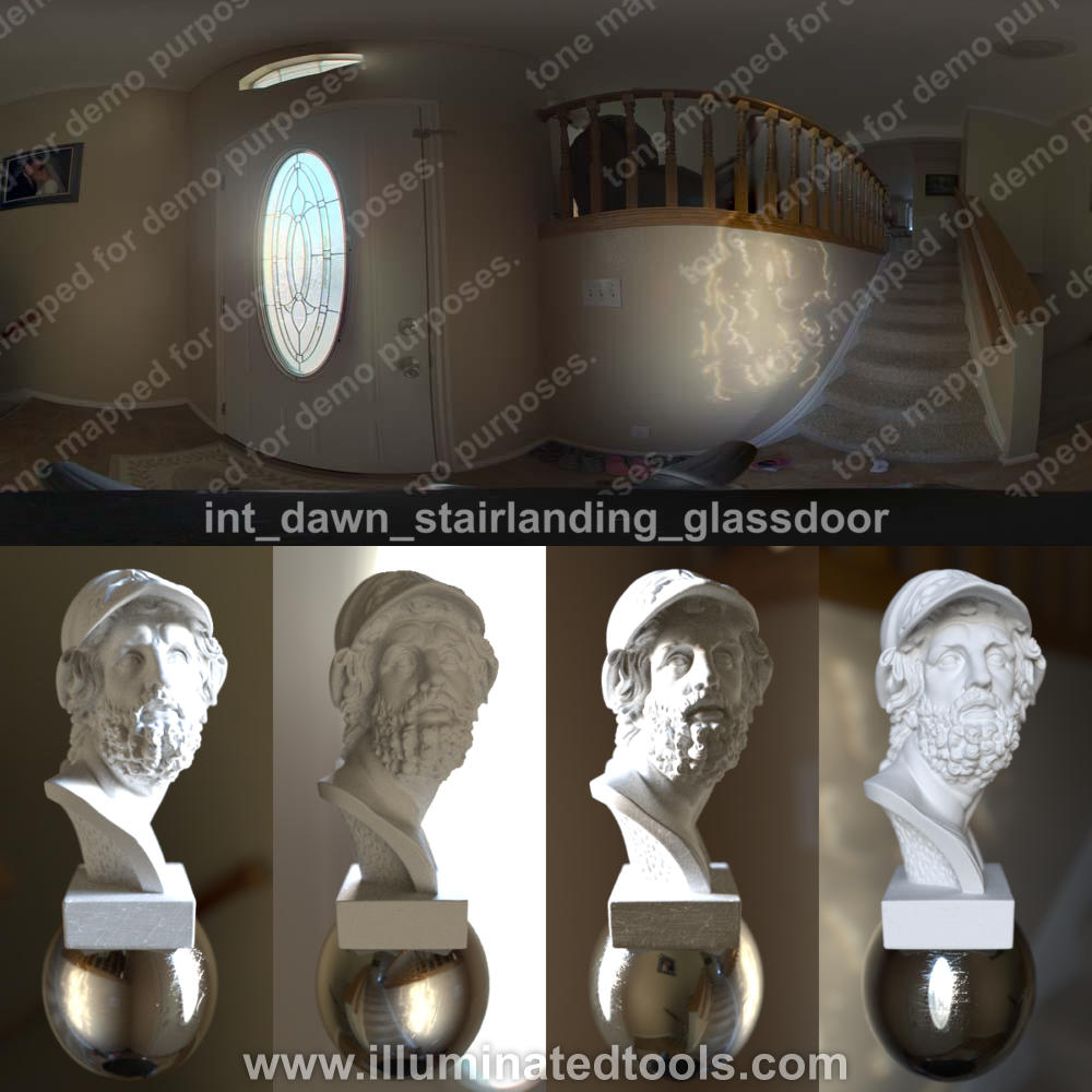 int dawn stairlanding glassdoor