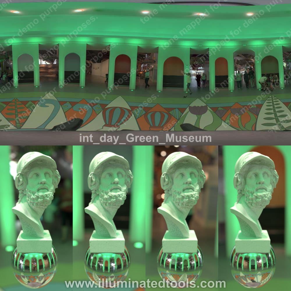 int day Green Museum