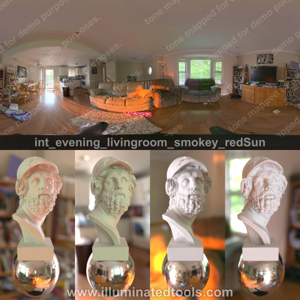 int evening livingroom smokey redSun