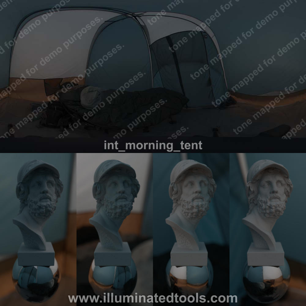 int morning tent