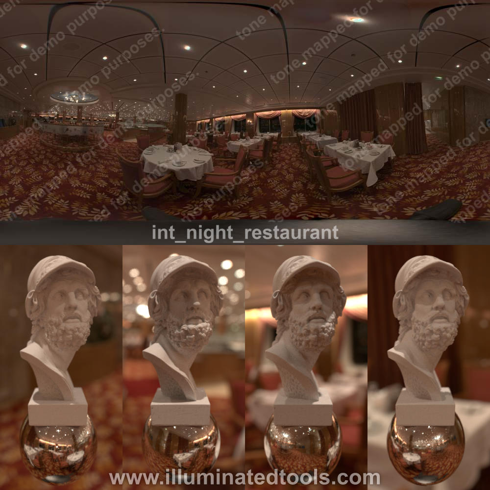 int night restaurant
